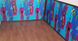 دیوارپوش رولی مهدکودک